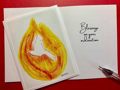 Holy Spirit Ordination Congratulations