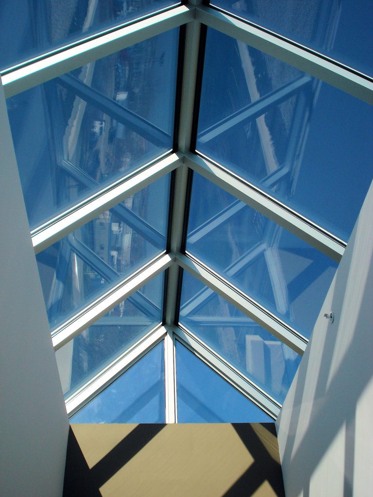 center skylight