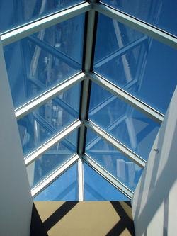 center skylight