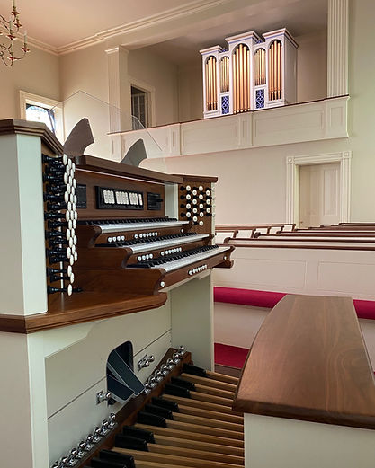 Completed Organ