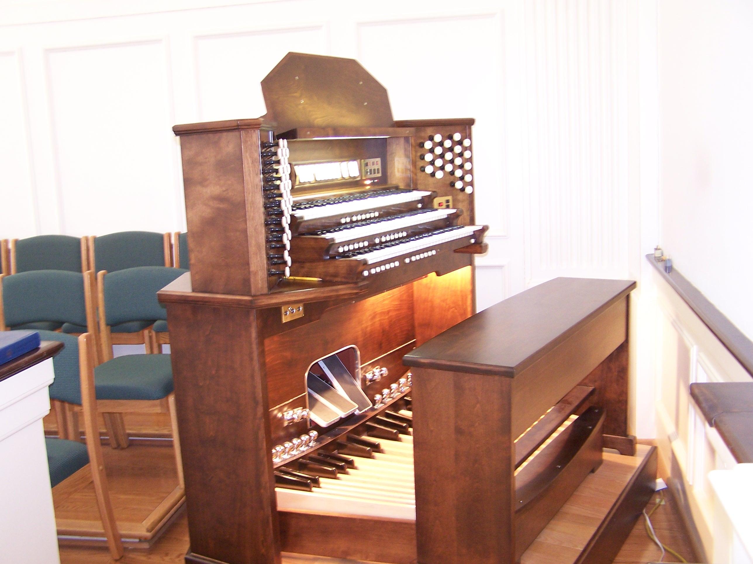Central Presbyterian, Anderson, SC