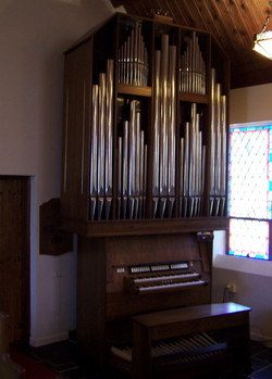 St. Mary's Episcopal, Morganton, NC