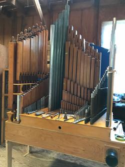 More Choir pipes