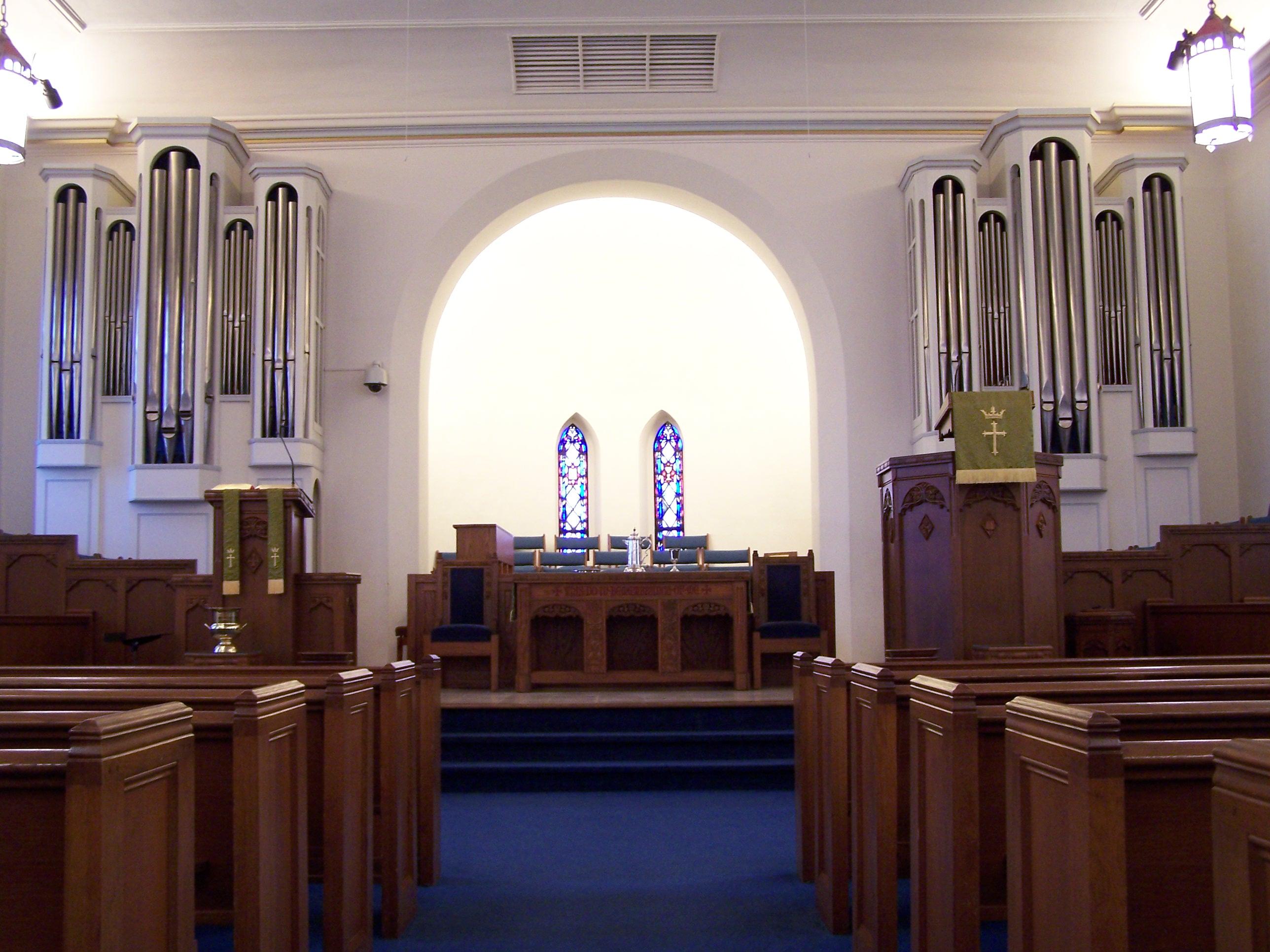 Waldensian Presbyterian, Valdese, NC