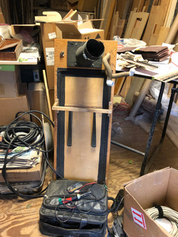 Small wind regulator is rebuilt