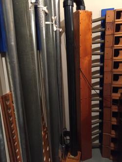 The vertical bass chest