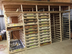 New pipe morgue