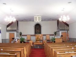 Blairs Baptist, Blairs, VA