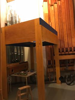 Choir framework installed