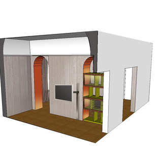 Décoration et conception de mobilier sur mesure