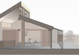 micro architecture- refuge bioclimatique