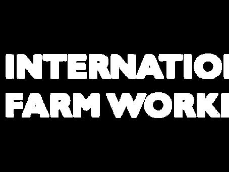 Foro Mundial de los Trabajadores Agrícolas