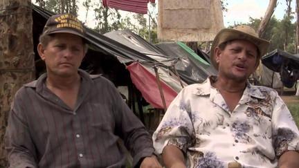 Reportaje documental sobre la violenta realidad que viven trabajadores y trabajadoras de las plantaciones del banano