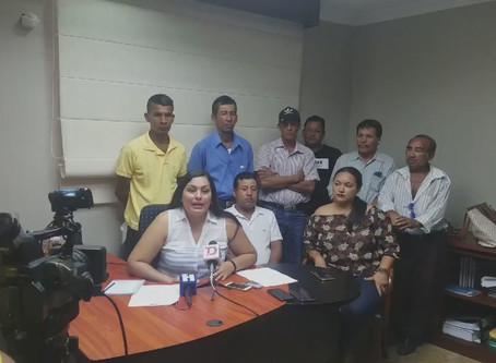 Comunicado de prensa por despido a trabajadores bananeros por organizarse y ser reconocidos
