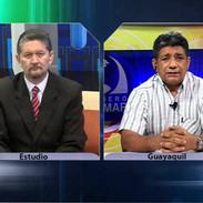 Entrevista a Jorge Acosta representante trabajadores bananeros (04-06-2013)