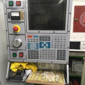 Řídící systém CNC frézy