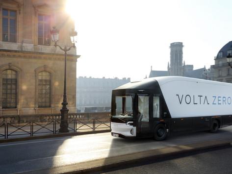 Volta Zero aus Steyr