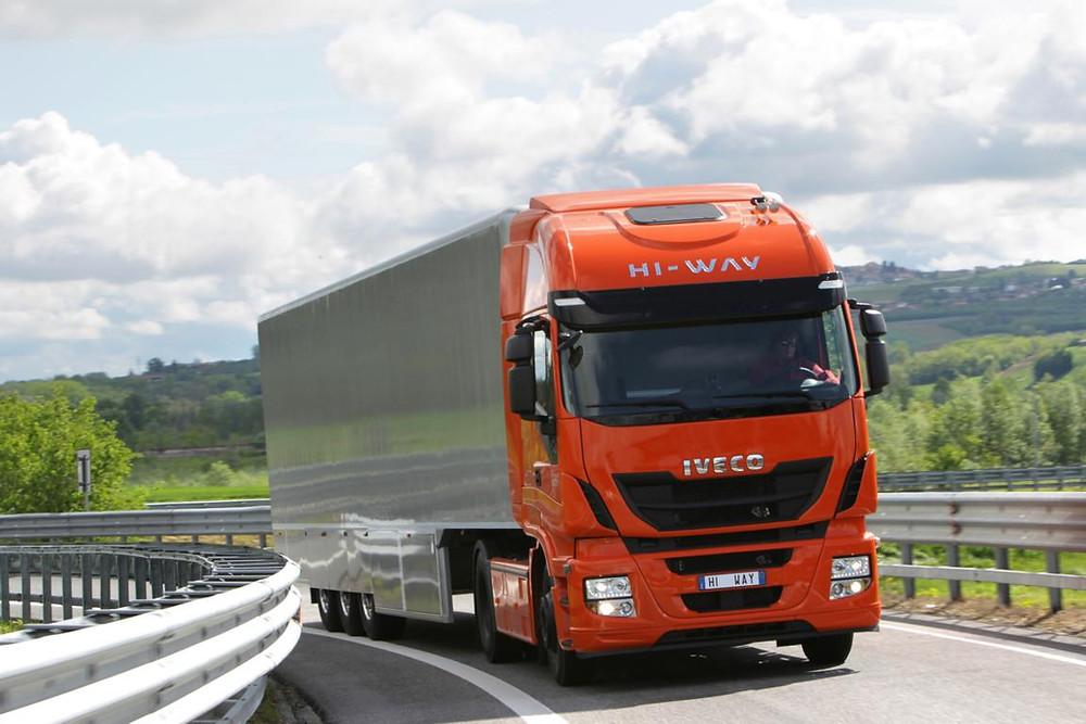Iveco Stralis Euro 6