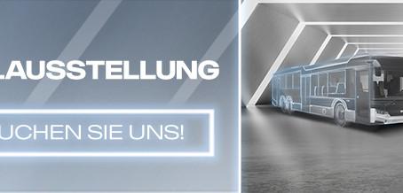 Virtuelle Automobilausstellung von Scania