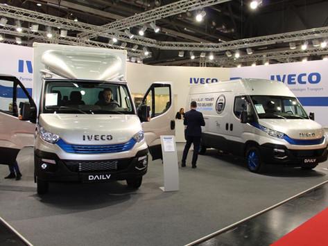 IVECO auf der Vienna Autoshow 2018