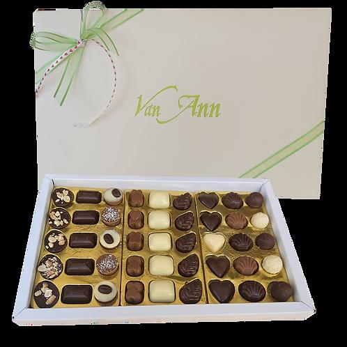 boite - 45 chocolats