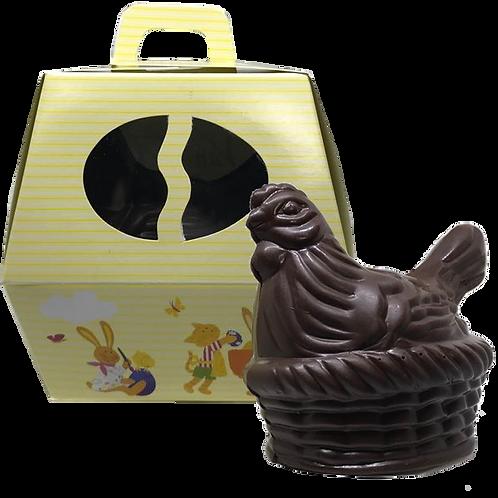 Poule en chocolat - Petit