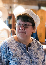 Barbara Crane, Treasurer, Friends of Ashby's Fort