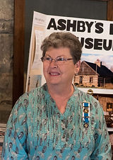 Bev Chaney, Secretary, Friends of Ashby's Fort