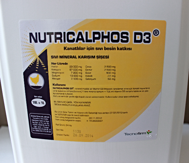 NUTRICALPHOS D3