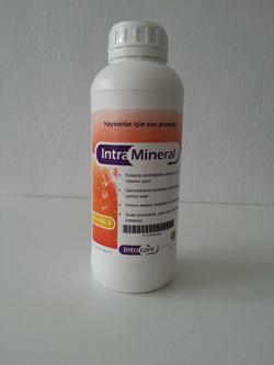 İntra Mineral Se-Vit E