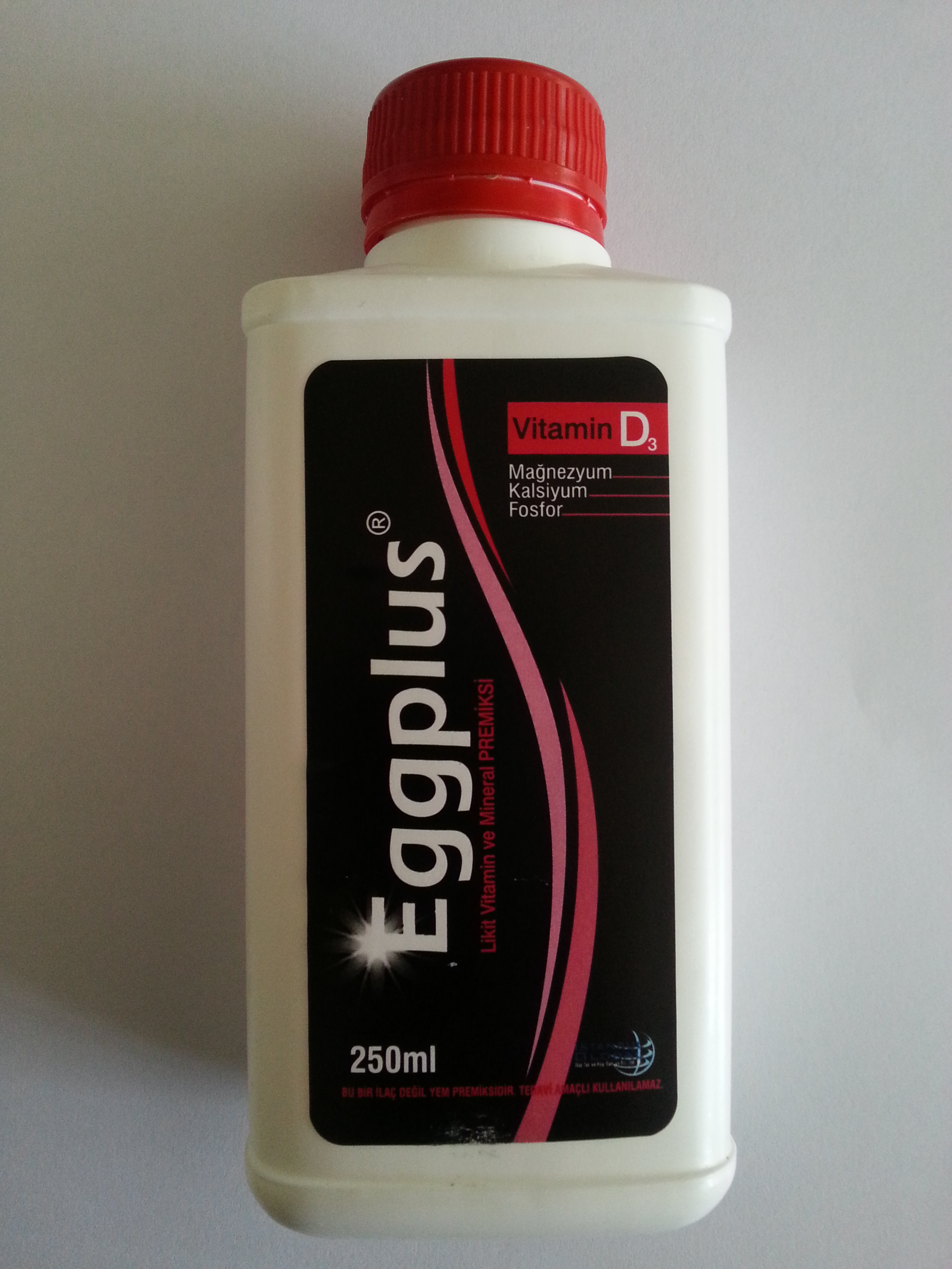 EGGPLUS 250 ml