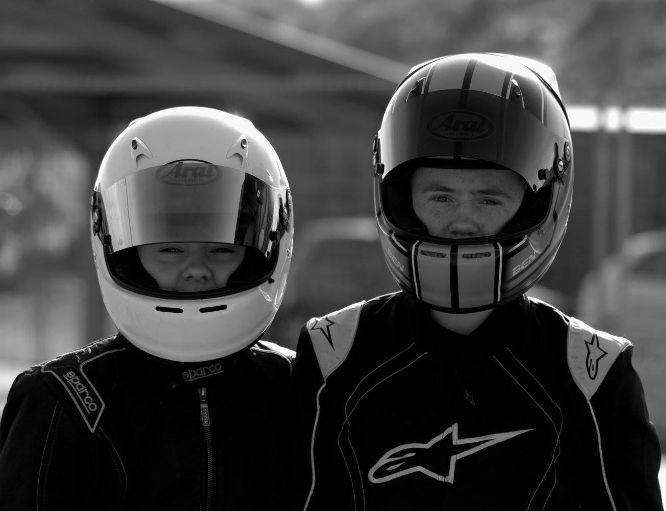 Jack Mackay(left) Ben Macleod(right)