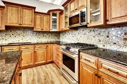 KBS Kitchen Cinnamon color