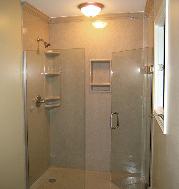 Onyx Shower Base