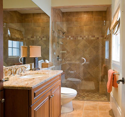 Bath Solutions banner shower #1 picture.