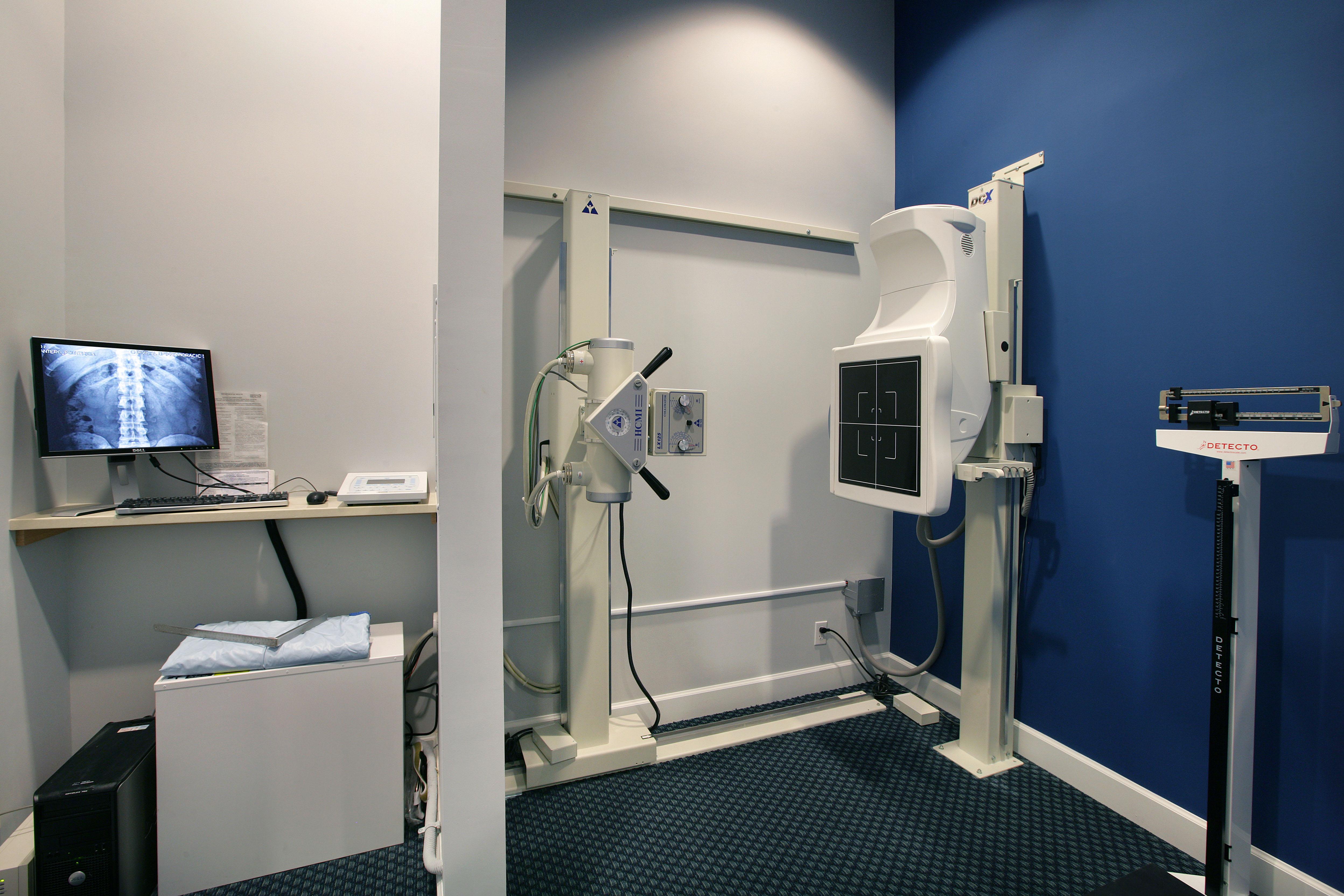 X Ray Room
