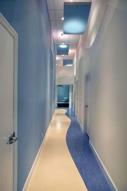 Barnes Hallway