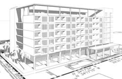 Plaza Elevation