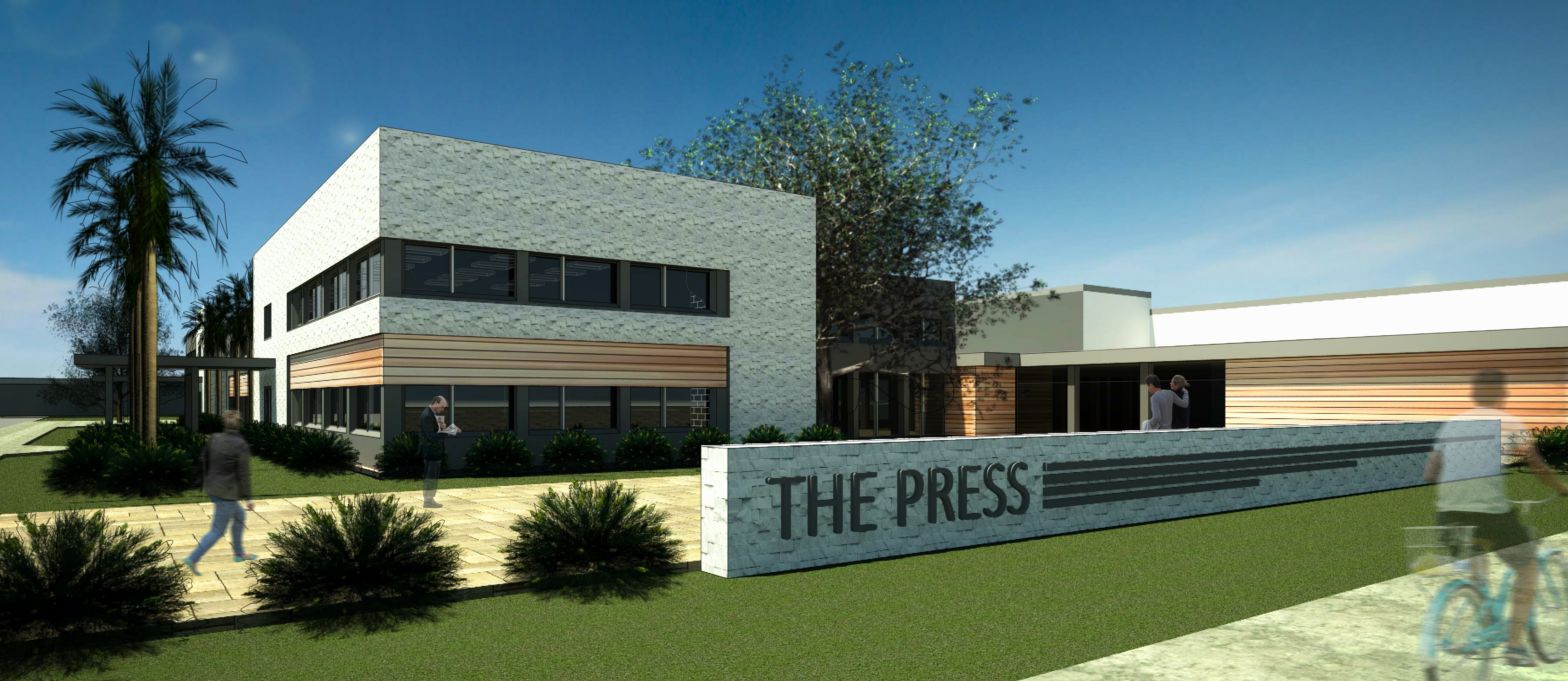 The Press Remodel