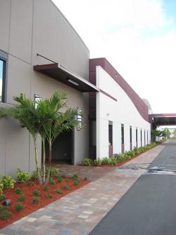 Exterior Architectural Detail