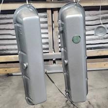 Eldorado valve covers done in Alien Silver