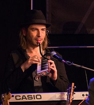 Daniel Dexter / Pianist bei Christian Haase & Band