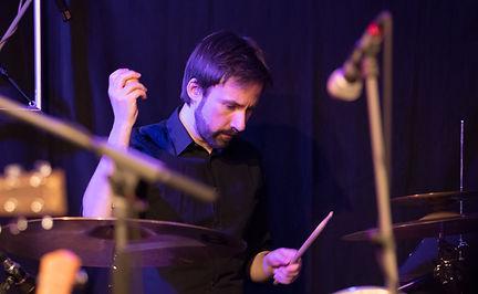 Robert Memmler / Schlagzeuger bei Christian Haase & Band