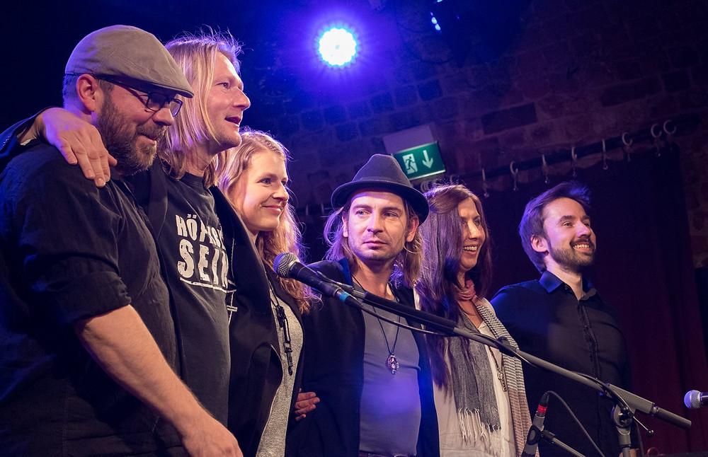 Christian Haase und Band