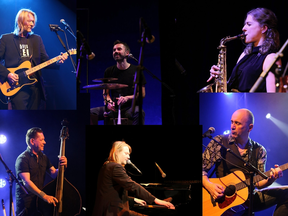 Christian Haase & Band 2020