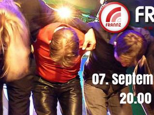 Haase & Band im Frannz-Club