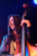 Daniela Schwabe / Bassistin bei Christian Haase & Band