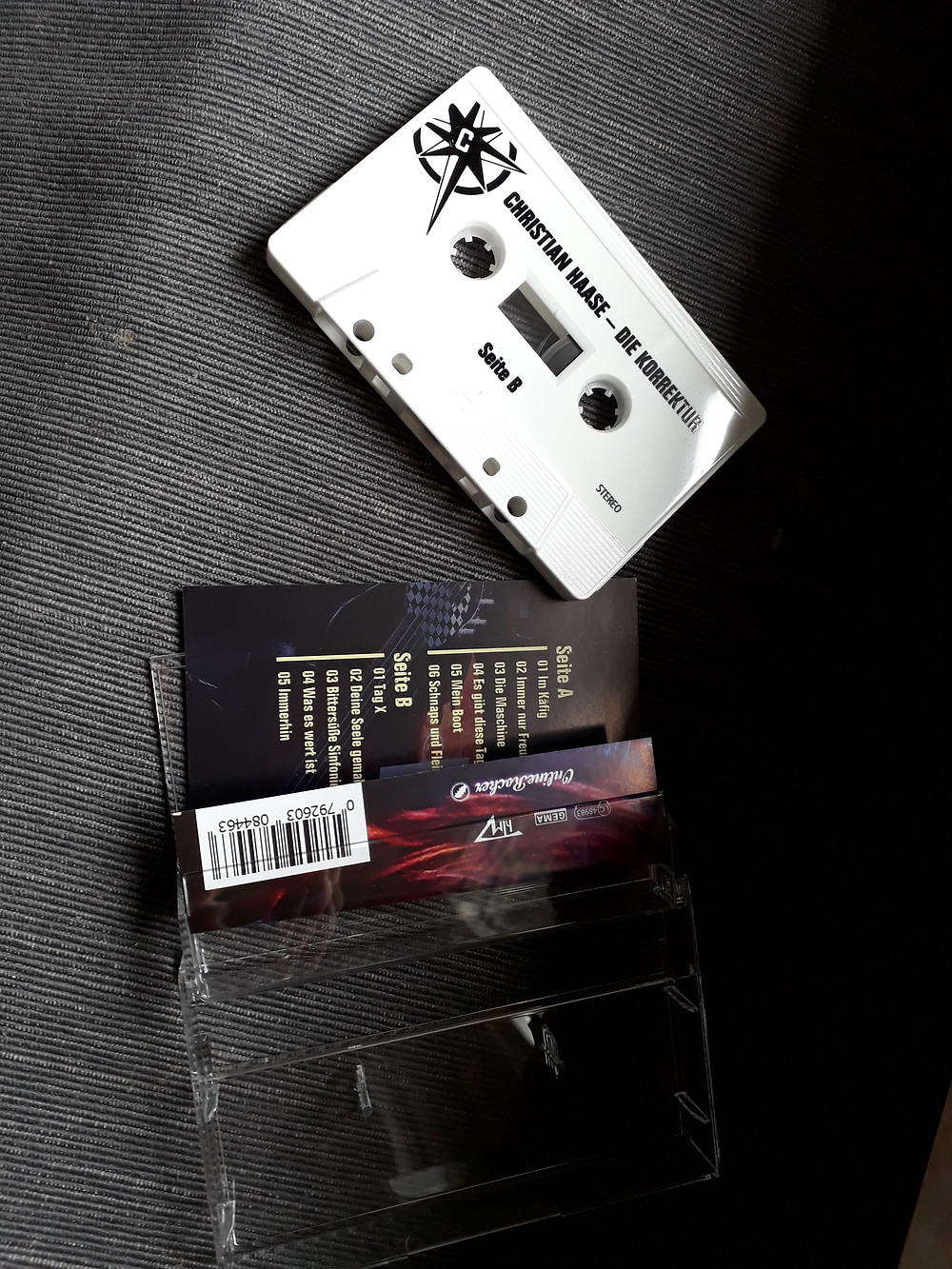 Christian Haase & Band _ Die Musik-Kassette