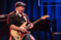 René Schostak / Gitarrist bei Christian Haase & Band