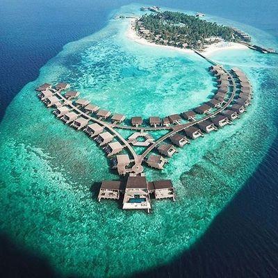 ST. REGIS MALDIVES VOMMULI RESORT  เดอะ เซนต์ รีจิส มัลดีฟส์ วอมมูลี รีสอร์ท